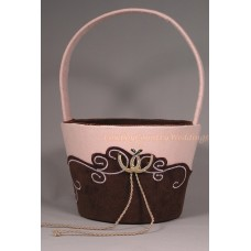 Romantic Vintage Flower Basket