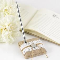 Rustic Romance Pen Set