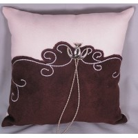 Romantic Vintage Ring Pillow