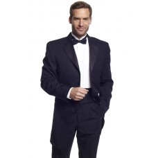 Circle S Tuxedo Sportcoat in Black