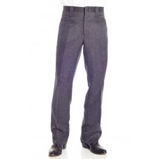 Circle S Dress Ranch Pant in Heather Charcoal