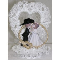 Couple in Rope Ring