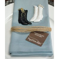 Country Elegance Boots Accents