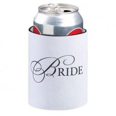 Light Grey Bride Cup Cozy